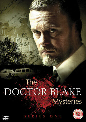 The Doctor Blake Mysteries: Series One DVD (2013) Craig McLachlan ***NEW***