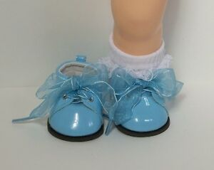 """Debs LT GREEN Saddle Oxfords Doll Shoes For Knickerbocher/'s 16/"""" Terri Lee"""