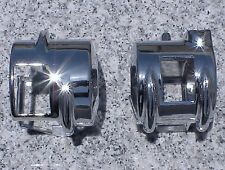 Honda Shadow 600 VT 750 1300 VTX CHROME SWITCH HOUSING COVERS