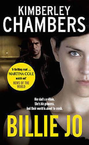 1 of 1 - KIMBERLEY CHAMBERS _____ BILLIE JO _____ BRAND NEW ___ FREEPOST UK