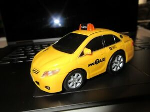 New York City NYC Taxi 2008 TLC Livery Toyota Camry Pullback
