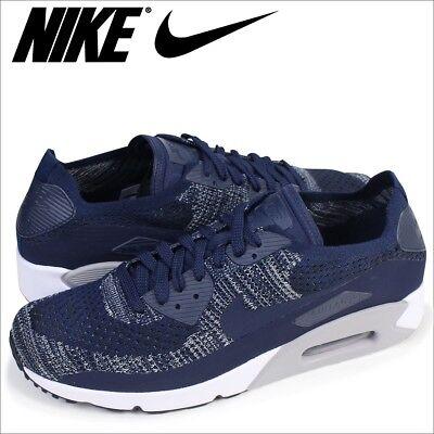 nike air max 90 navy blue and grey