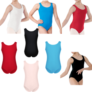 Kids-Girls-Ballet-Dance-Costume-Skate-Dress-Unitard-Leotard-Gymnastic-Dancewear