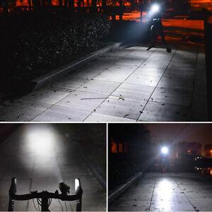 Set-Di-Fari-Ricaricabili-Per-Bici-Da-Bicicletta-A-LED-Super-Luminosi-A-LED-Rossi