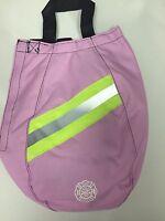 Firefighter Scba Mask Face Piece Bag Scott Msa Interspiro - Pink