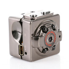 Metal Camera Full HD 1080P Spy Cam Car Sport IR Night Vision DVR Video Recorder