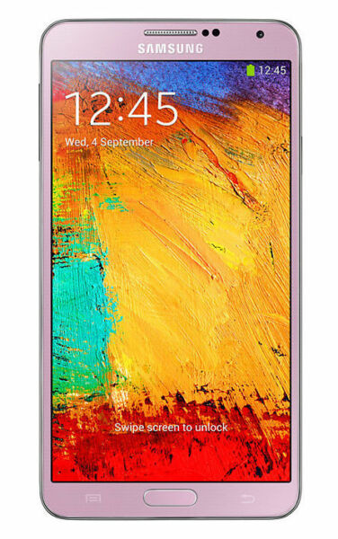 Smartphone Samsung Galaxy Note 3 SM-N9005 - 32 Go - Rose   eBay ad2950e6343f