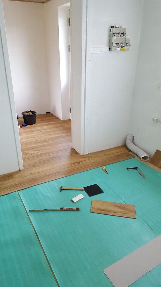 Jeg tilbyder Tømrer/handymand, tiltrædelse snarest