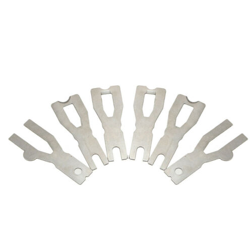 Replacement copy Blades pack of 100 for Mozart Trimmer Style trimmer NOT GENUINE