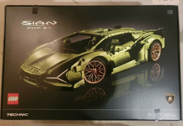 LEGO Technic Lamborghini Sián FKP 37 (42115) Brand New & Factory Sealed