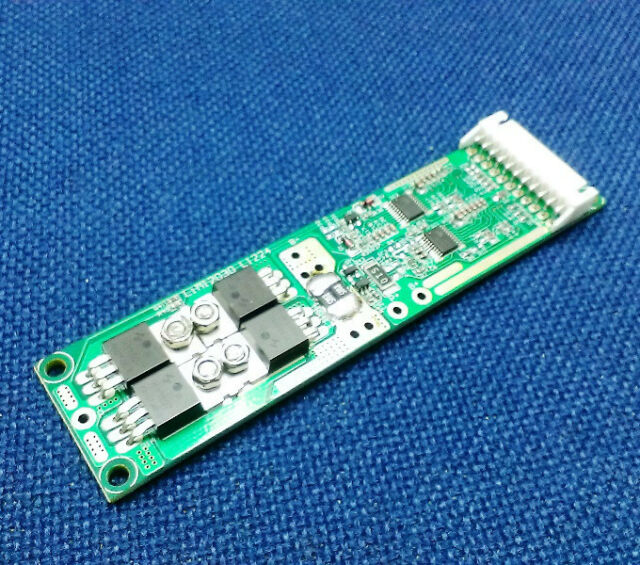 Battery Protection BMS PCB Board for 8 Pack 29.6V Li-ion Cell max 15A w/ Balance