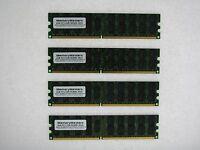 16gb 4x4gb Memory For Dell Poweredge 1855 6800 6850 Sc1420 Sc1425