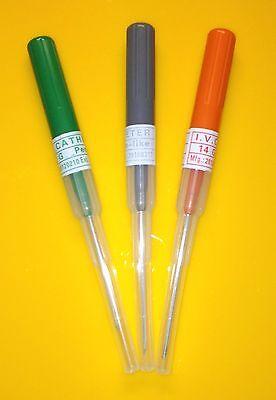 3 x catheter body piercing needle mix 14gauge 16gauge 18gauge Body Piercing Tool