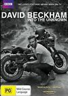 David Beckham - Into The Unknown (DVD, 2014)