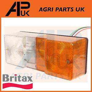 BRITAX-Ford-New-Holland-Tractor-Combination-Side-Light-Lamp-Sidelight-Indicator