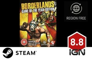 Borderlands-GOTY-Edition-PC-Steam-Download-Key-FAST-DELIVERY