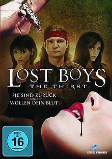 Lost Boys: The Thirst von Dario Piana | DVD | Zustand gut