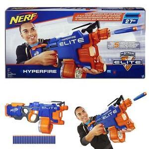 Hasbro B5573 Nerf N Strike Elite Hyper Fire 25 Dart