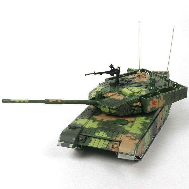 1   24 Cocheros a escala 99a vehículos blindados blindados de metal tanque militar estático