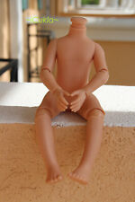 """Articulated Body for Paola Reina Dolls~13.5""""~34cm~ iCukla~jointed body~4"""