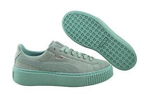 03 Schuhe Blau Blue Puma Platform Wn's Aruba Reset 363313 Basket wqxx6YzZpS