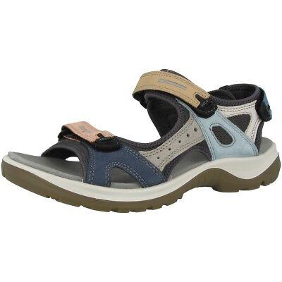 Ecco todoterreno Ladies outdoor sandalias señora Hiking zapatos multicolor 822083-55749