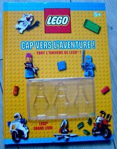 Details Sur Livre Lego Cap Vers L Aventure