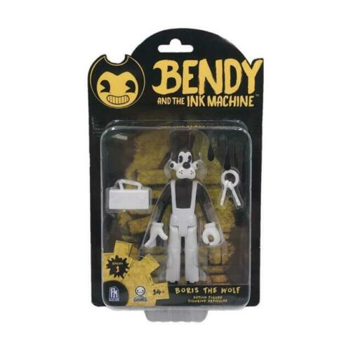 Boris the Wolf Bendy /& The Ink Machine Series 1 Action Figure