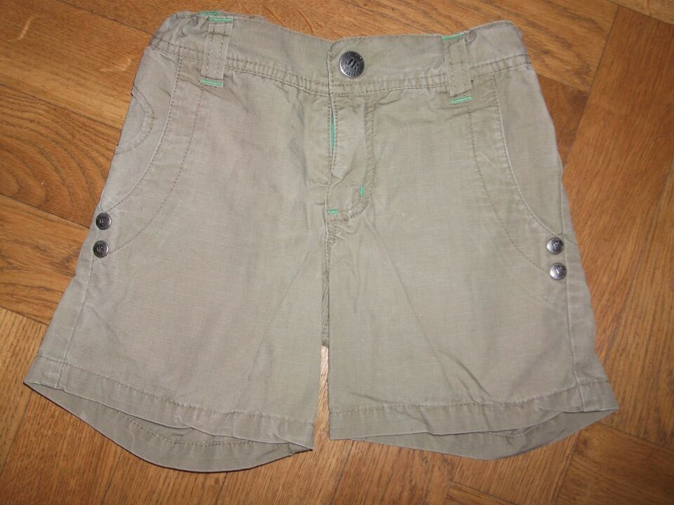 Shorts, armygrønne, Cottenfield