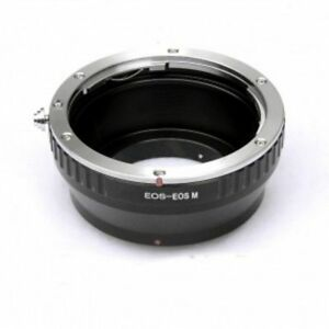 Canon-EOS-EF-Mount-Objektiv-an-Canon-EOS-M-EF-M-M2-Mirrorless-Kamera-Adapter-Ring
