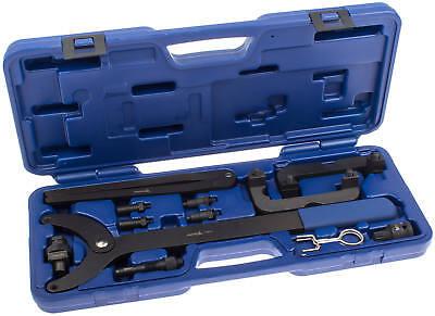Steuerkette Wechsel Werkzeug Set Satz Audi 4.0 Liter 8 Zylinder TSI TFSI Motor