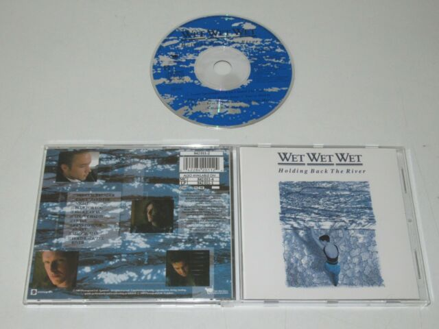 WET WET WET/HOLDING BACK THE RIVER(PRECIOUS 842 011-2) CD ALBUM