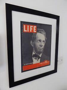Frame-Abraham-Lincoln-Life-Magazine-Cover