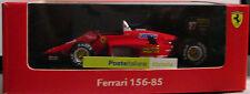 MATTEL POSTE ITALIANE Ferrari 156-85 M. Alboreto scala 1/43