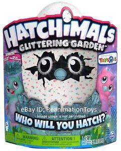 hatchimals Glittering Garden Brand New