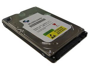 New 320GB 5400RPM SATA2 Laptop 25 Hard Drive DELL HP