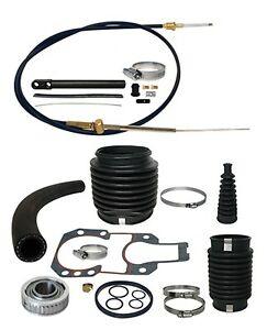 Mercruiser Alpha One Gen 2 Service Kit Gimballager Faltenbalg