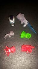 Marvel Super Hero Mashers Micro figures lot - Patriot Iron Man