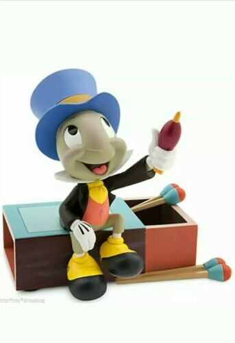Pinocchio NEW Disney Parks JIMINY CRICKET in Matchbox Fig FIGURE Figurine