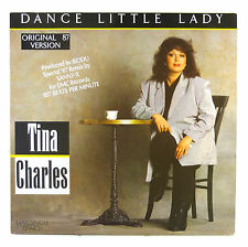 """12"""" Maxi - Tina Charles - Dance Little Lady - C1592 - washed & cleaned"""