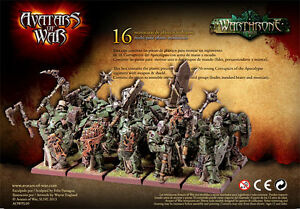 Avatars of War: Corrupters of the Apocalypse WS - AOWpl09 -Warhammer Character
