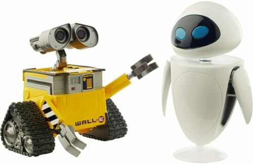 Wall-E and Eve Figures