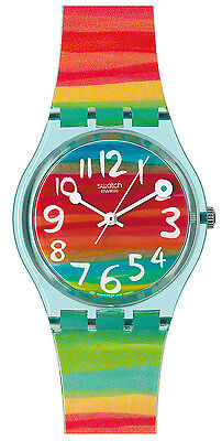 SWATCH Color The Sky Damenuhr GS124