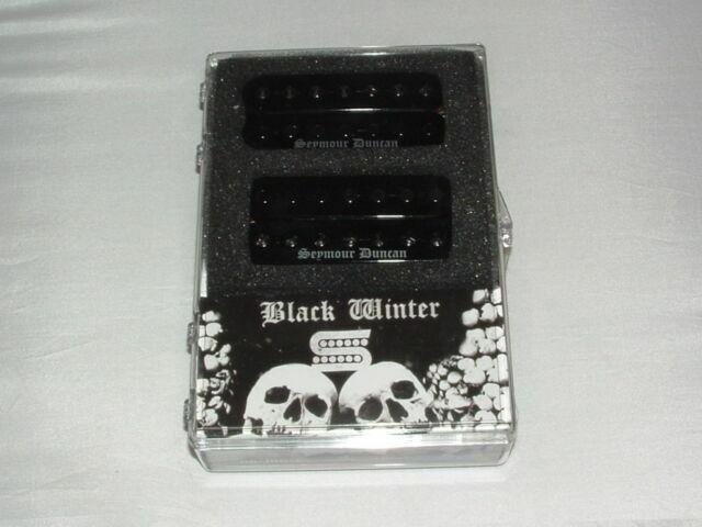 Seymour Duncan Black Winter 7 String Bridge Humbucker