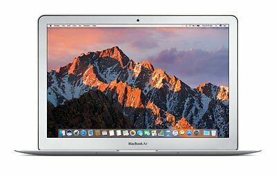 Apple MacBook Air MQD32HN/A 13.3-inch Laptop '17 (Core i5/8GB/128GB/MacOS Sierra