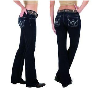 online qui materiali di alta qualità goditi la spedizione gratuita Wrangler Womens/Ladies Booty Up Low Rise Mae Jackson Jewels ...