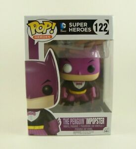 Funko POP Heroes DC Heroes Penguin Action Figure