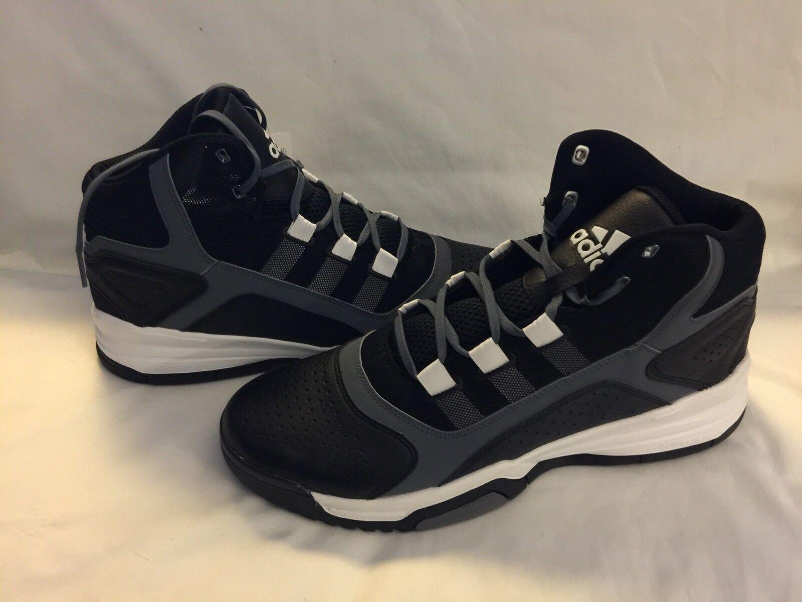Brand New Adidas Amplify Basketball shoes Black Size 13