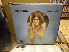 Kristin Lems Oh Mama! vinyl LP 1978 Urbana Ilinois Private Press