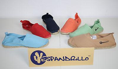 Originale Espandrillo Basic Espandrillos Espandrilles * Nuovo-mostra Il Titolo Originale